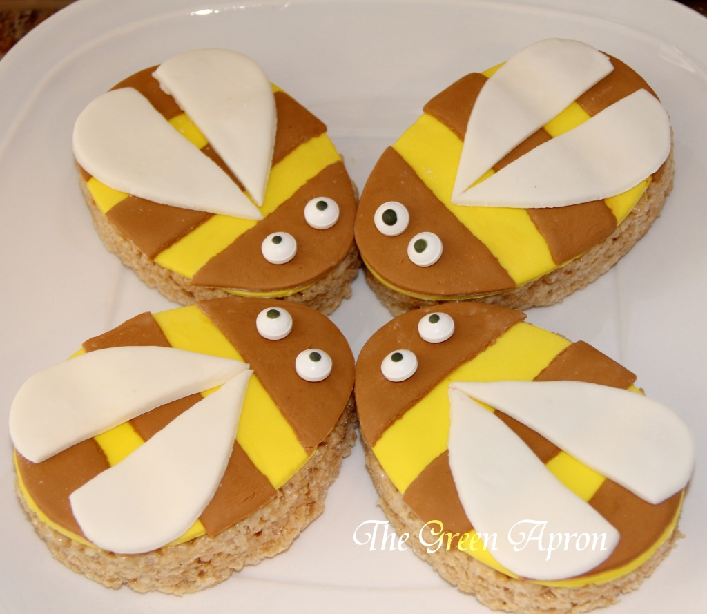 Bumble Bee Treats
