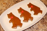 Dancing Bear Cookies