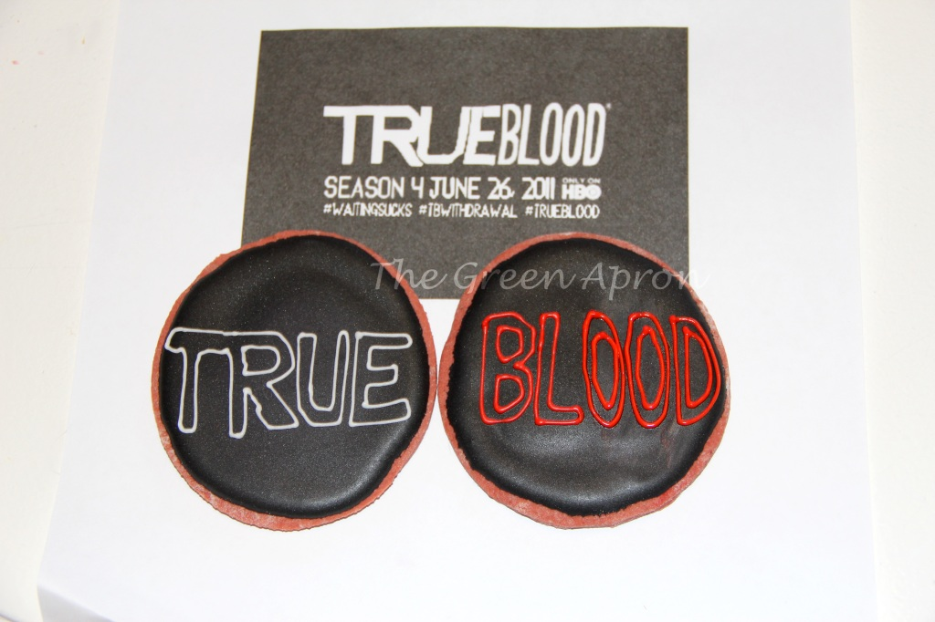 outline True Blood