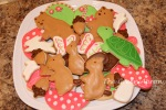 Woodland Animal Cookie Set